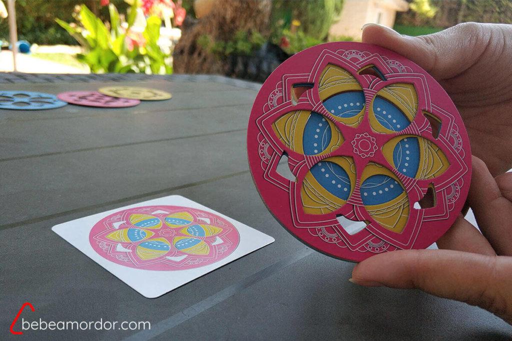 cómo se juega a Magic Mandala