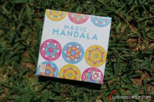 caja juego de mesa Magic Mandala de Mercurio