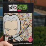 No Game Over juego para piscina
