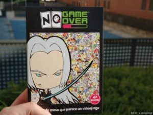 No Game Over juego para piscina