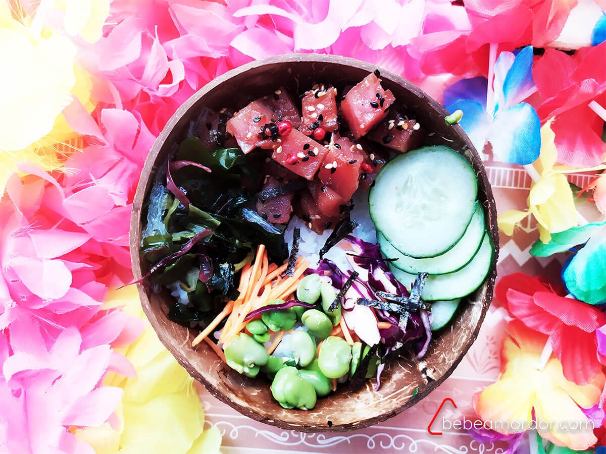 recetas vaiana hawaii