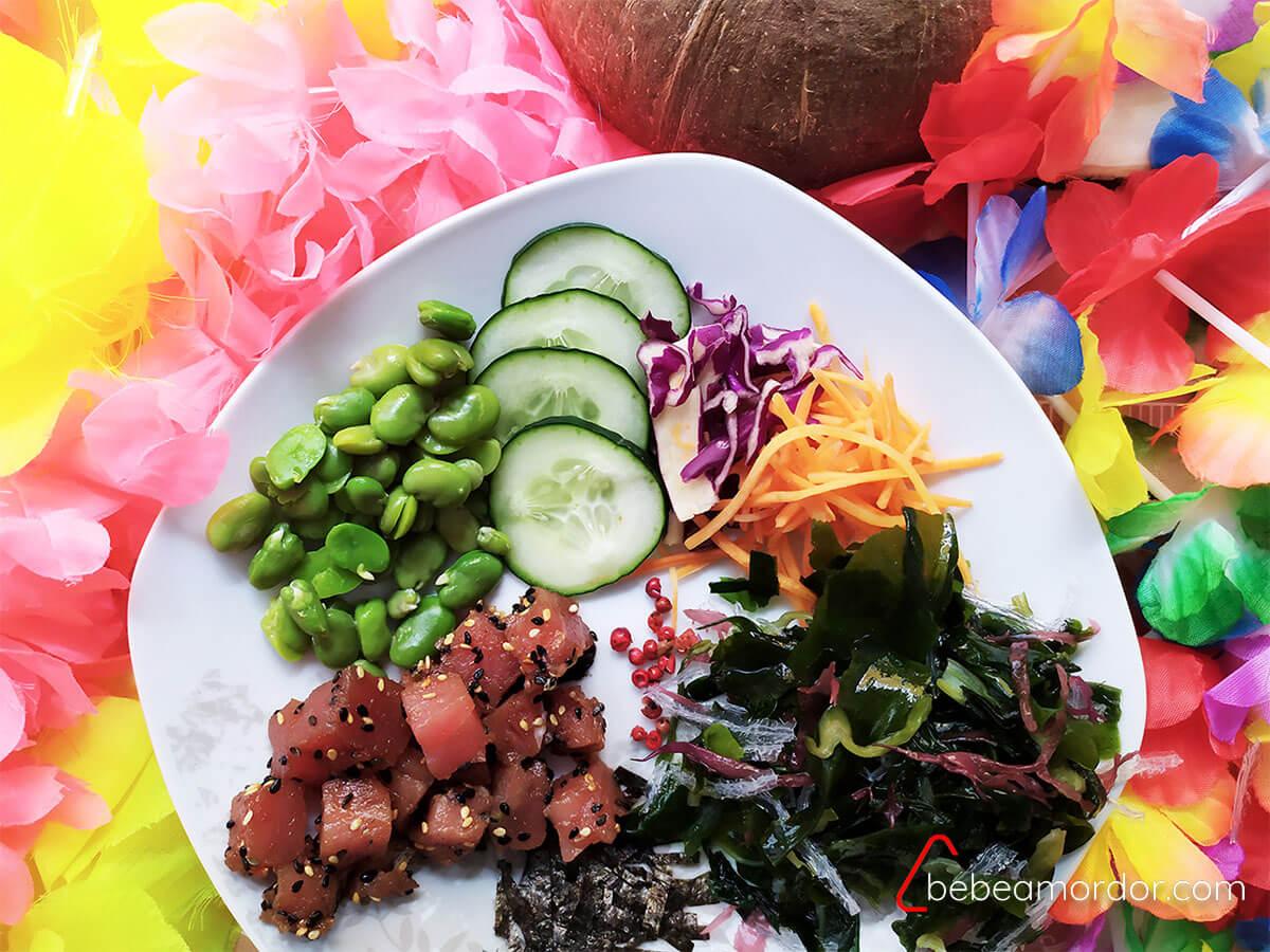 recetas hawaianas
