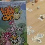 portada juego de mesa Baby Dino Átomo Games