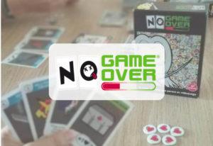 portada reseña juego de mesa NO Game Over
