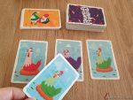 3. Pradera juego de cartas Desplumados