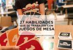 HABILIDADES JUEGOS DE MESA