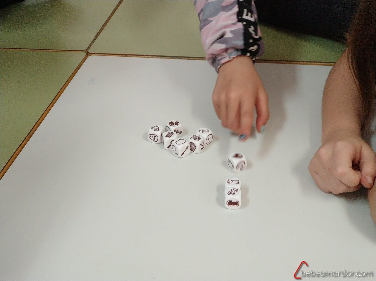 Story cubes clase ABJ
