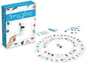 Imagine juego de mesa ABJ