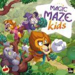 Magic Maze Kids portada