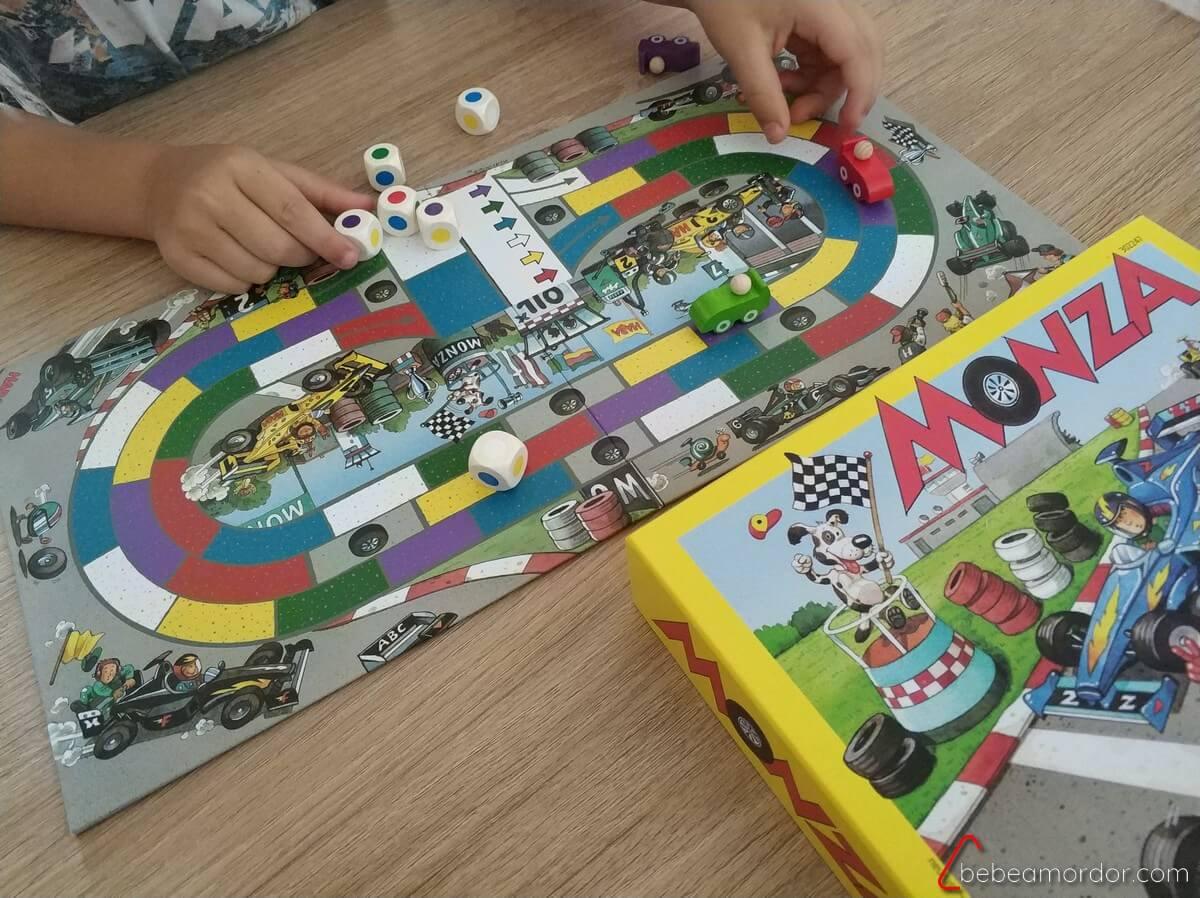 juegos de mesa para niños de 5 años Monza