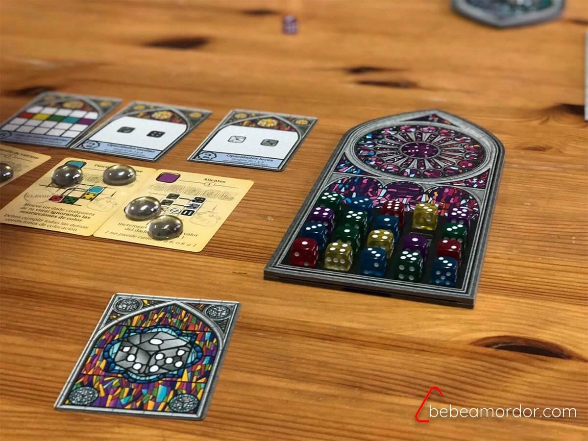 mecanica sagrada juego de mesa