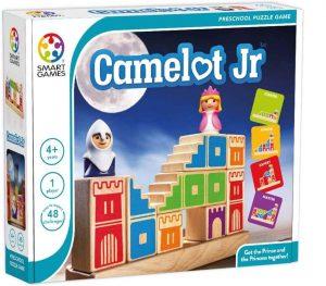 JUEGO de mesa Camelot Junior 4 años solitario