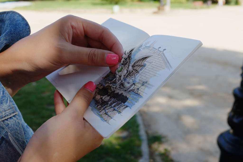 dragon trail passport Barcelona