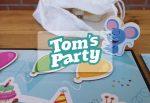 juego de mesa toms party para niños