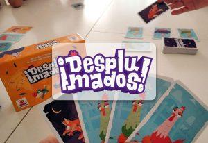 portada reseña juego de mesa Desplumados