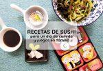 recetas de sushi juego de mesa sushi go