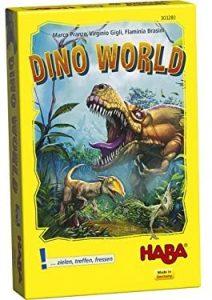 Dino World juego de mesa de dinosaurios