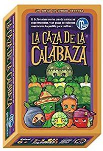 caja pequeña La Caza de la Calabaza