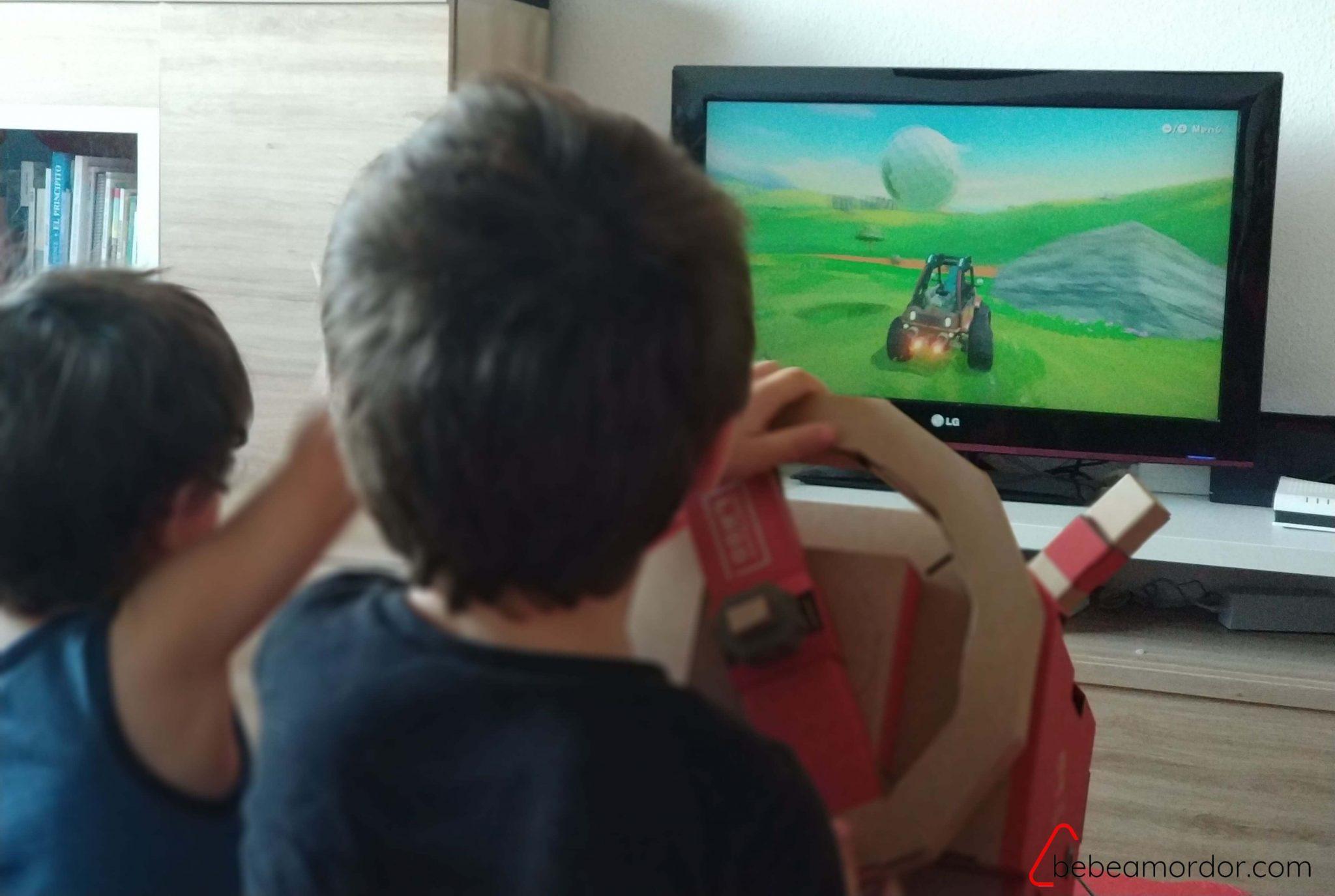 beneficios de los videojuegos familia equipo