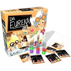 Dr Eureka juego 6 años