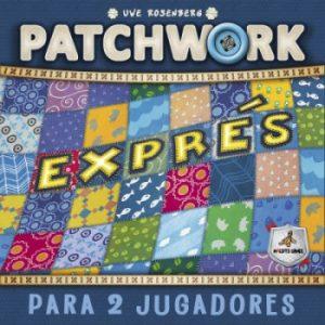 juegos de mesa para 6 años Patchwork Exprés