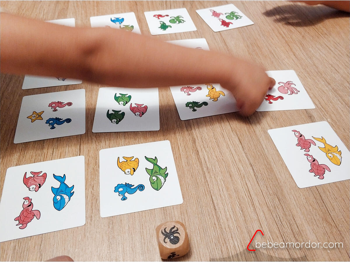 Juegos de mesa infantiles
