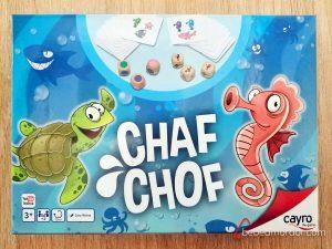 juego de mesa Chaf Chof de Cayro