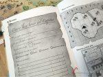 Diario de a Bordo del Capitán, mapa
