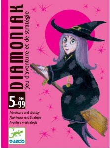 juego de mesa brujas