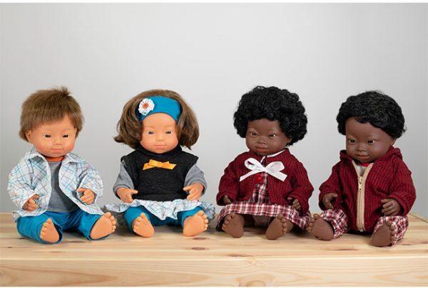muñecos síndrome de Down mejor juguete 2020