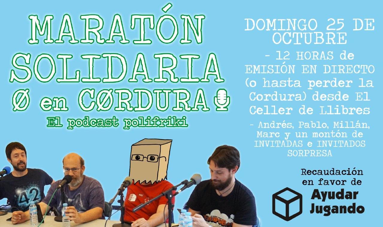 Maraton 0 en Cordura