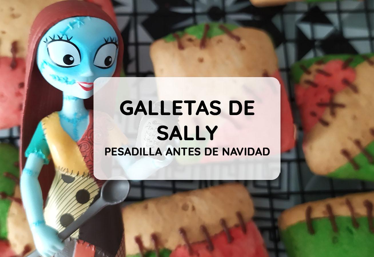 sally pesadilla antes de navidad galletas