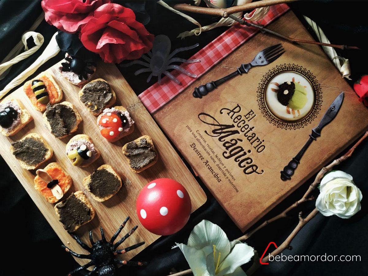 el recetarioo mágico libro cocina brujas