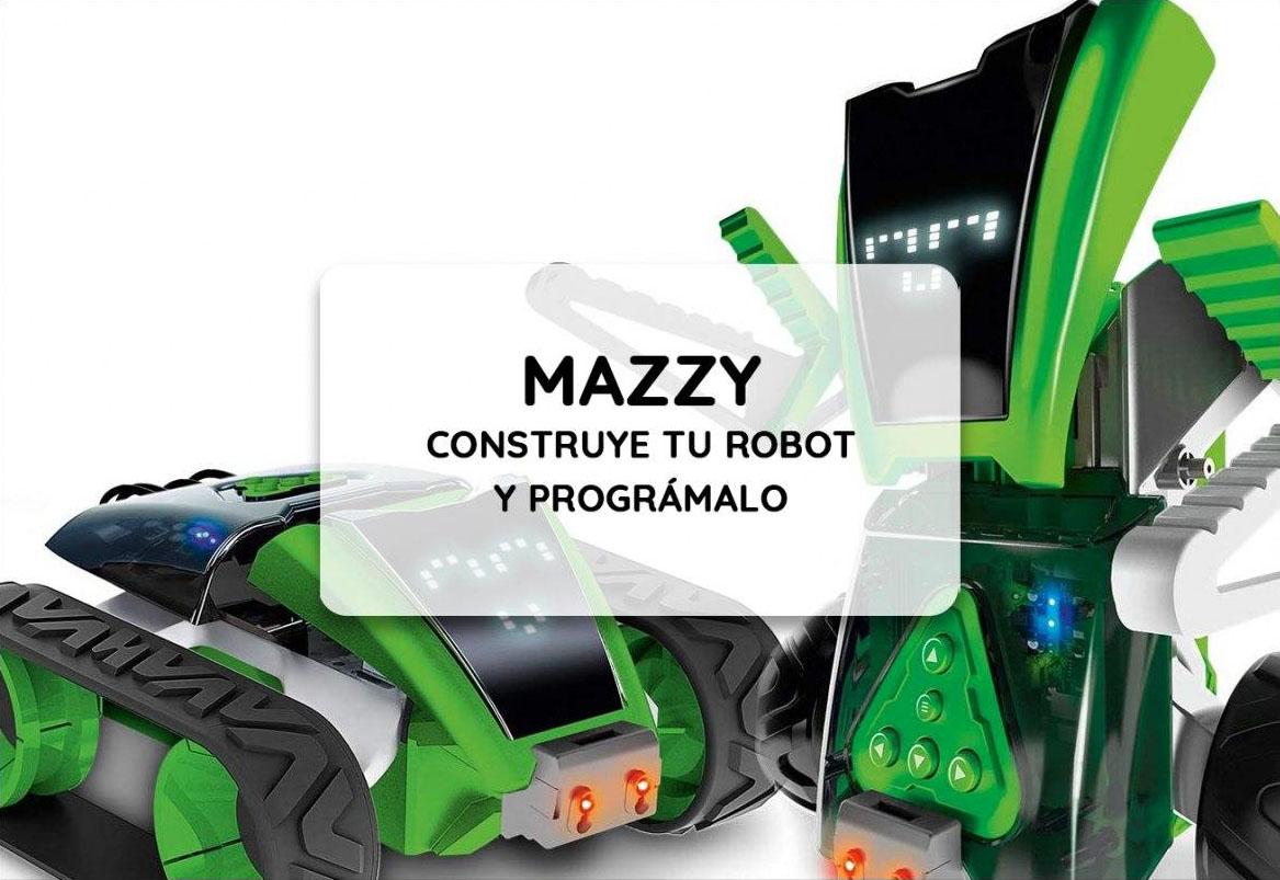 mazzy robot programable