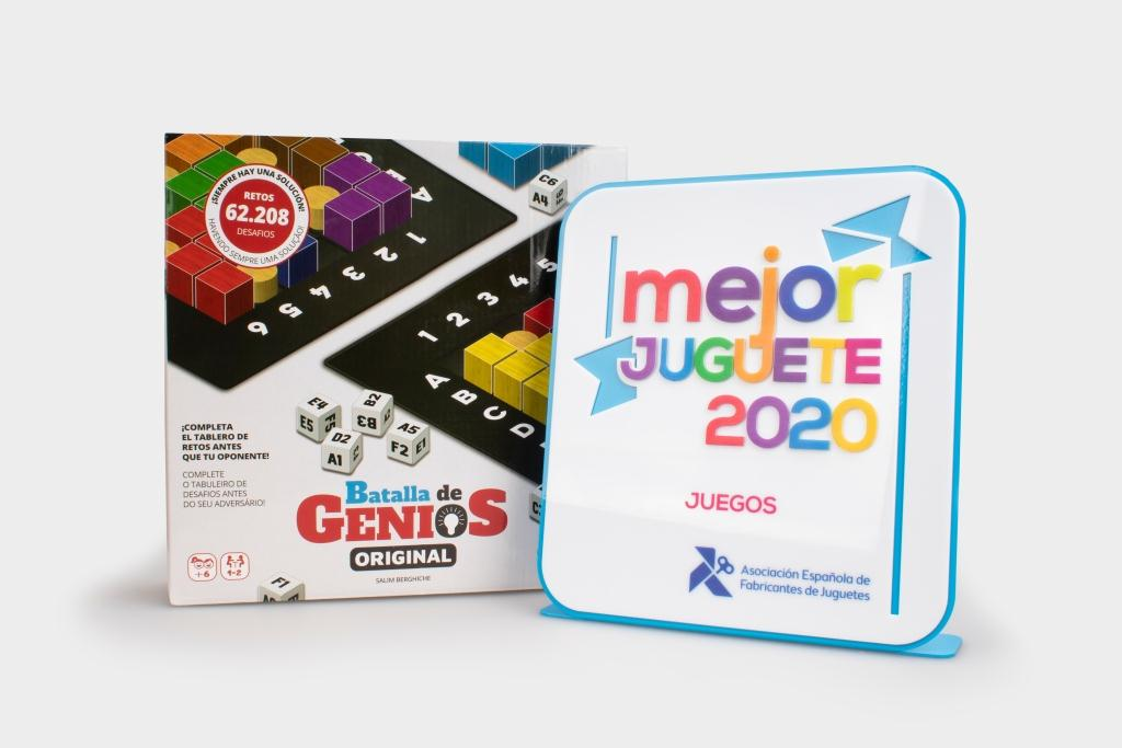 Premios Mejor Juguete 2020 juego de mesa