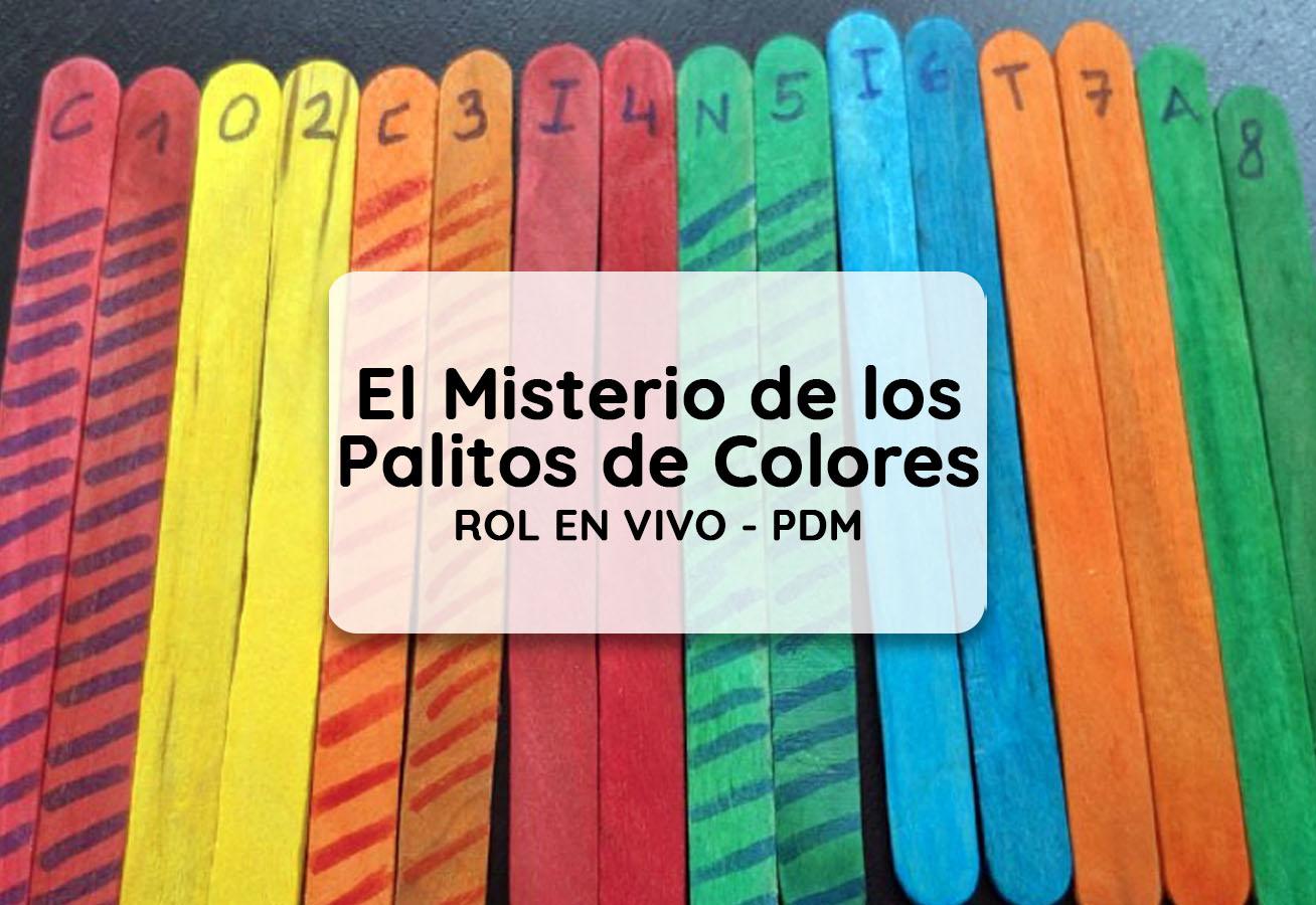 puzzle palitos de colores