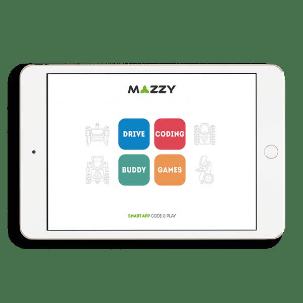 robot mazzy app