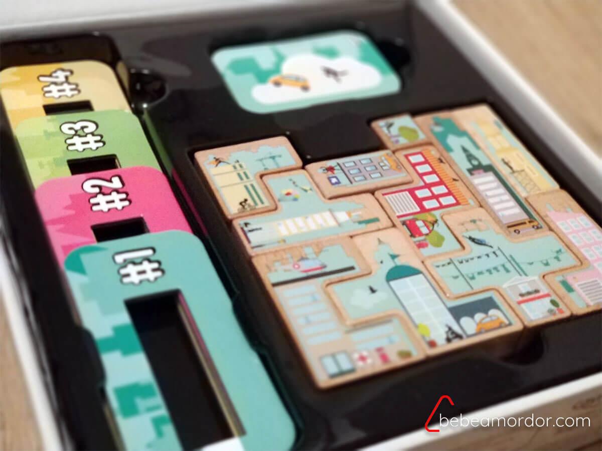 como se juega skyline juego de mesa