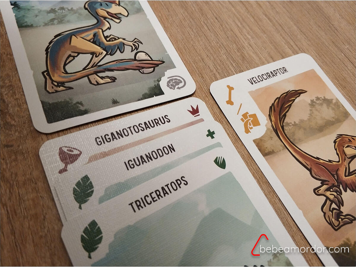 habilidades especiales dinosaurios