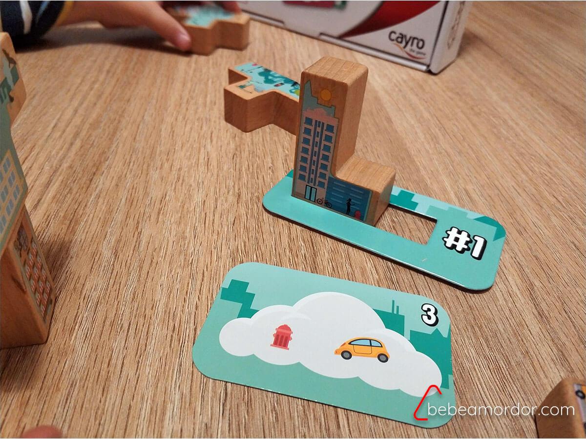 juego de mesa superhéroes niños