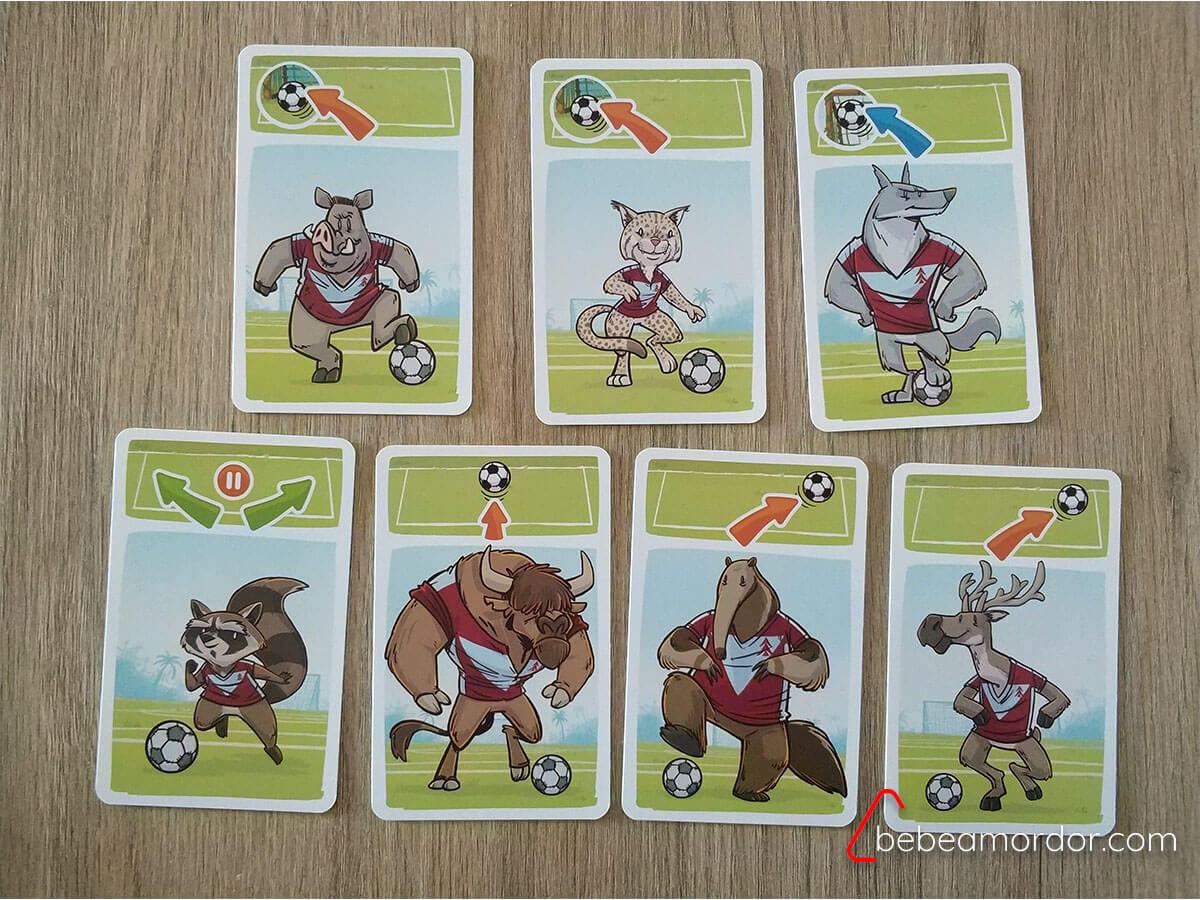 como se juega penalties juego de mesa