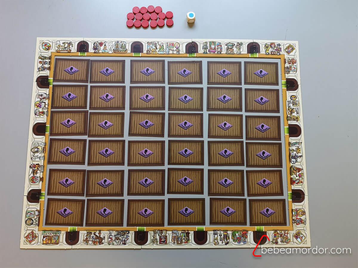 mujeres históricas juego de mesa