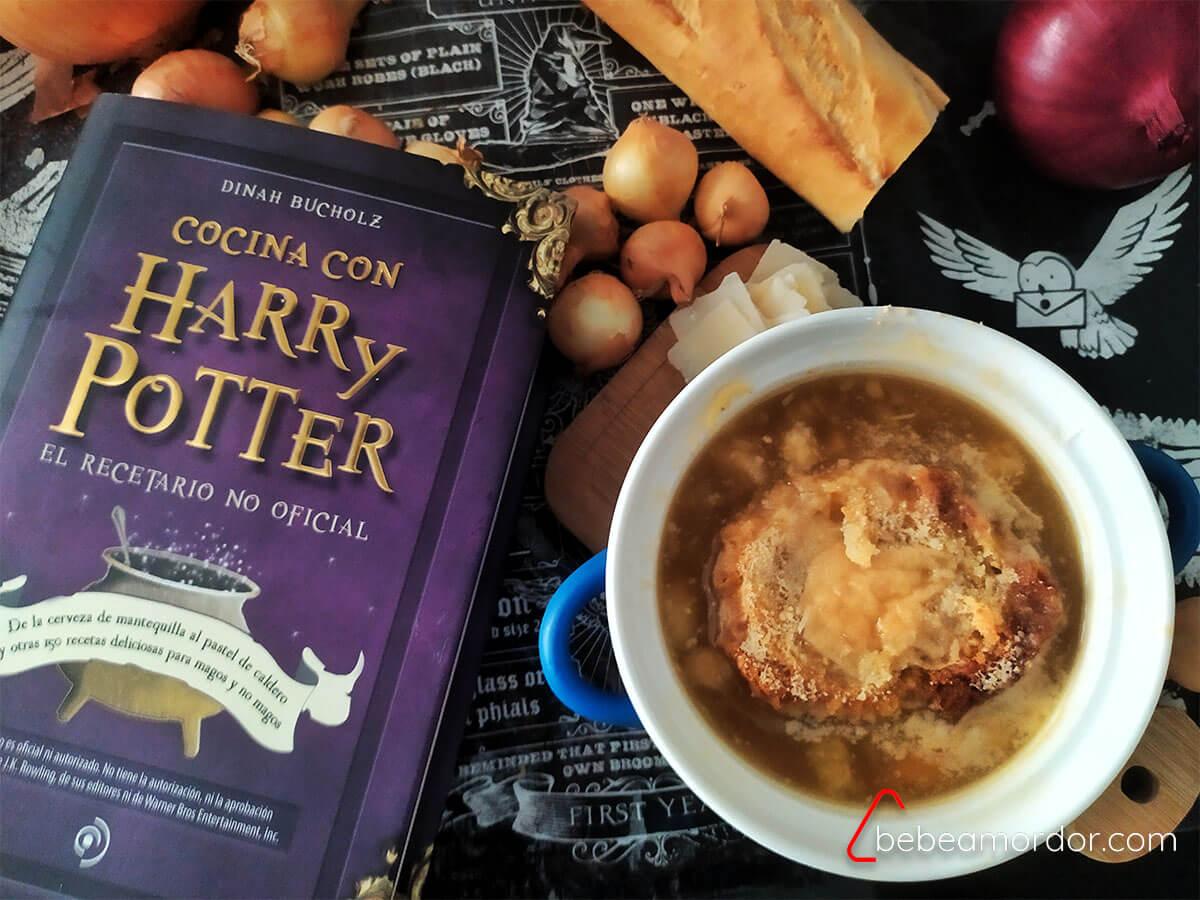 cocina harry potter