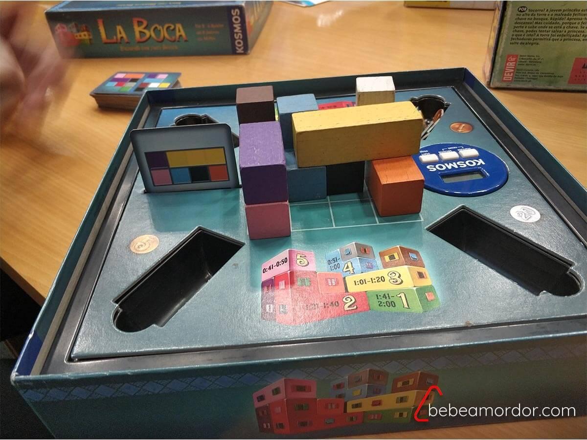 juego de mesa La Boca autismo TEA teoría de la mente.