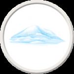 Monón de nieve token
