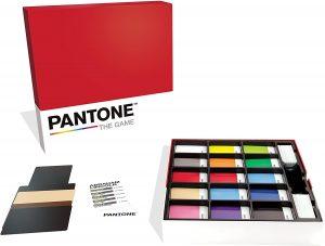 Pantone The Game juego de mesa para jugar por videoconferencia