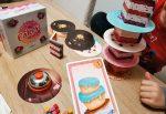 juego de mesa cakes
