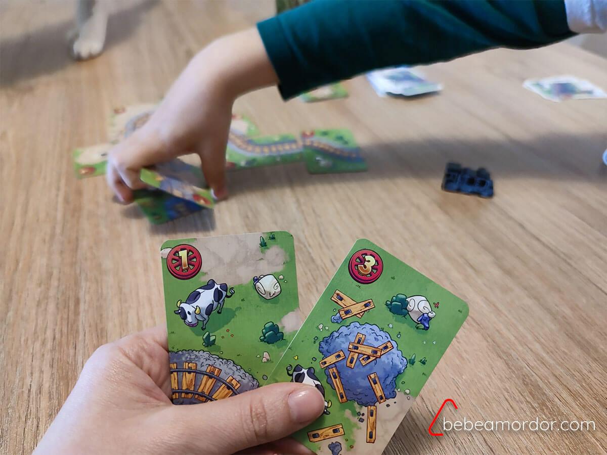 jugando una partida a Lok'n'roll juego de Tranjis