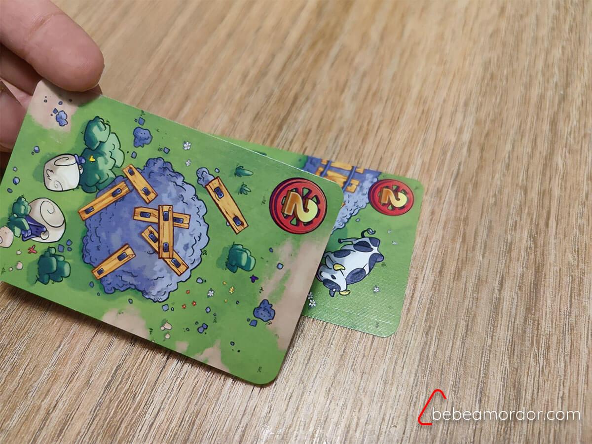 Descartar cartas de caos en Lok'n'Roll