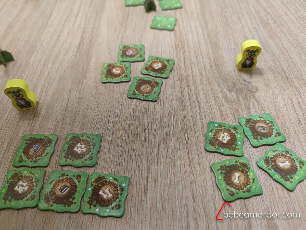 fin del juego de mesa sabuesos